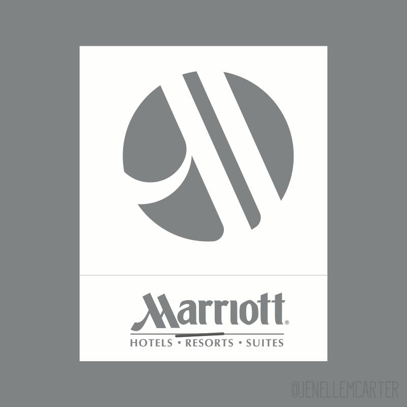 Marriott Matchbook Cover
